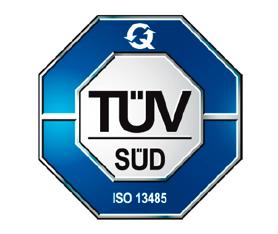 TUV 13485 2x