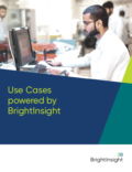 Use cases powered by brightinsight