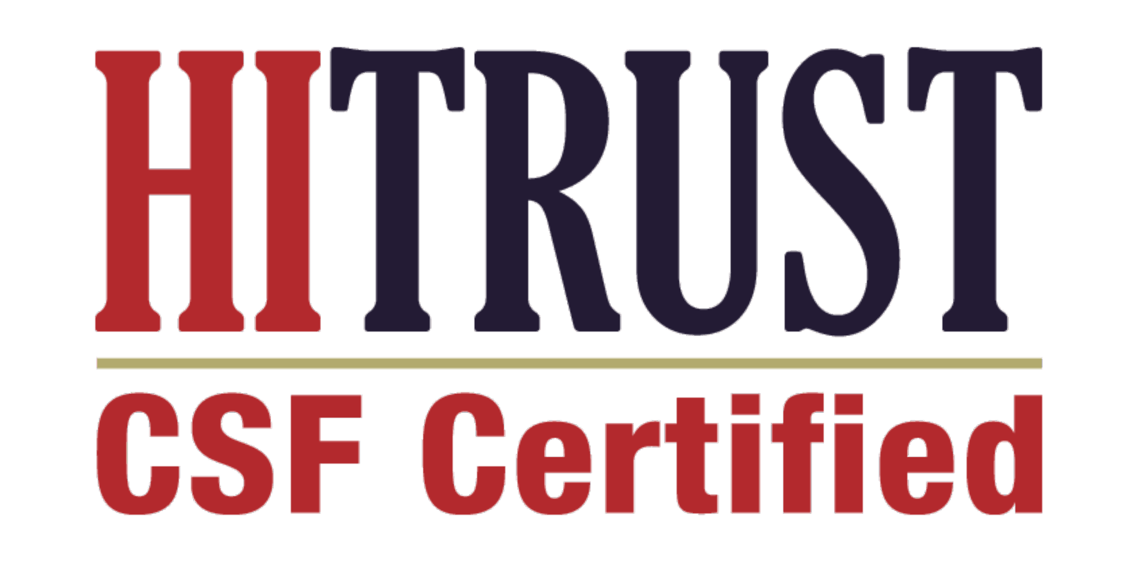 Certification HITRUST CSF