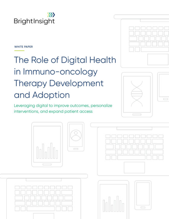 White paper the role of digital health in immuno oncology therapy development and adoption 1613531800