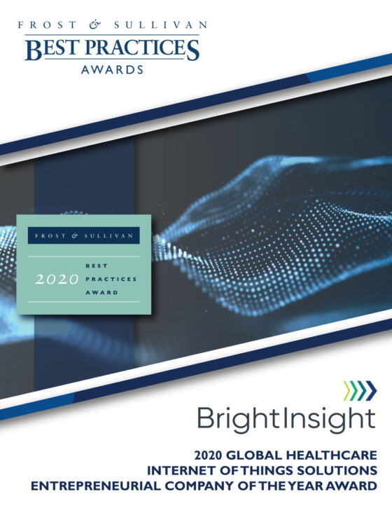 White papers frost sullivan names brightinsight its 2020 global entrepreneurial company of the year 1601048714