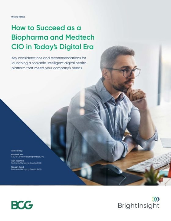 White papers how to succeed as a biopharma and medtech cio in todays digital era 1546717173