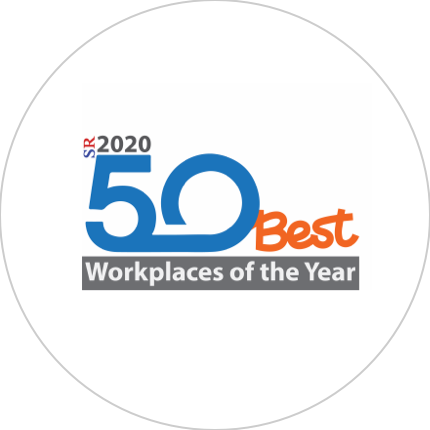Award 50 best workplaces
