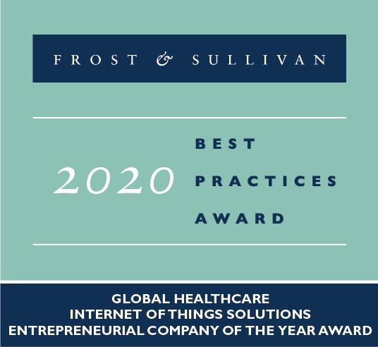 Homepage split award frost sullivan