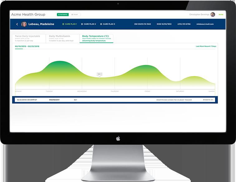 Starter assets split clinician portal